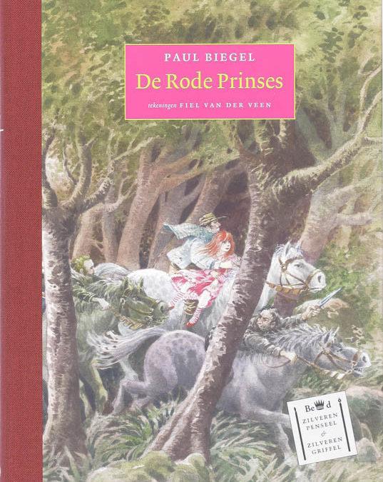 Boekentip: De Rode Prinses